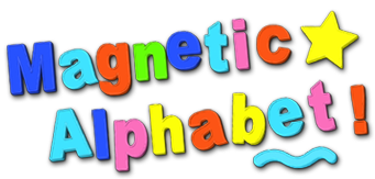 ABC - Magnetic Alphabet