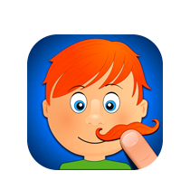 Icona App Face for Kids