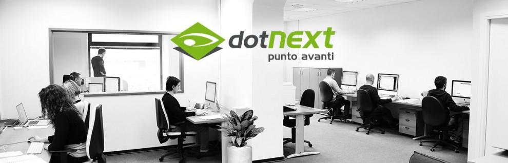 Benvenuto sul nuovo sito di Dot Next