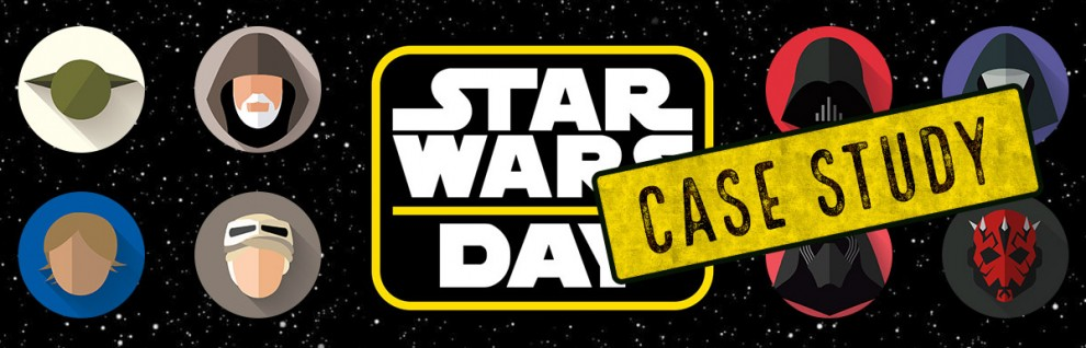 Case Study sullo Star Wars Day