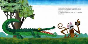 un esempio di storia illustrata da Gek Tessaro