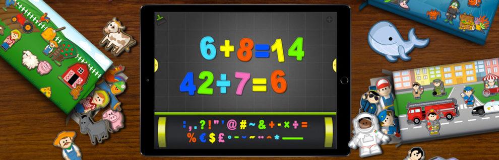 La Storia di Magnetic Alphabet, la nostra app